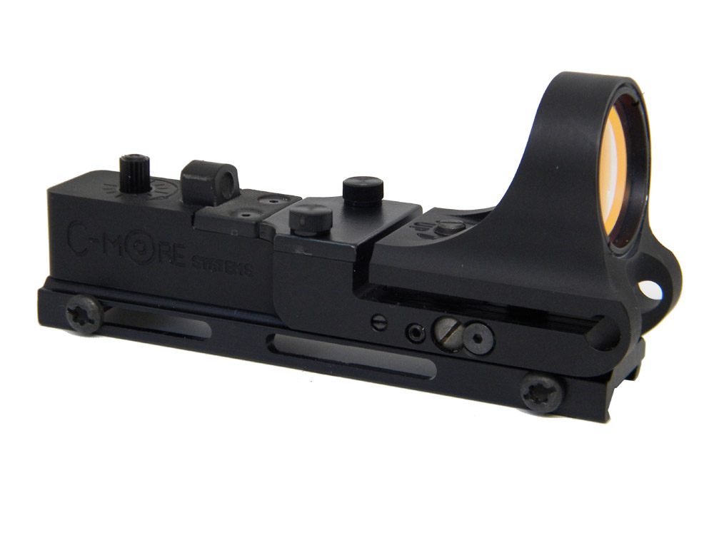 ARWS - Railway Red Dot Sight, Aluminum Body, Standard Switch