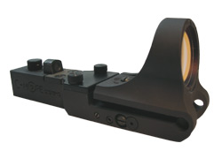 ASR - SlideRide Red Dot Sight, Aluminum Body, Click Switch