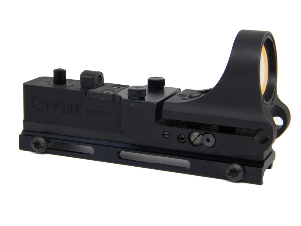 ATRWS - Tactical Railway Red Dot Sight, Aluminum Body, Standard Switch