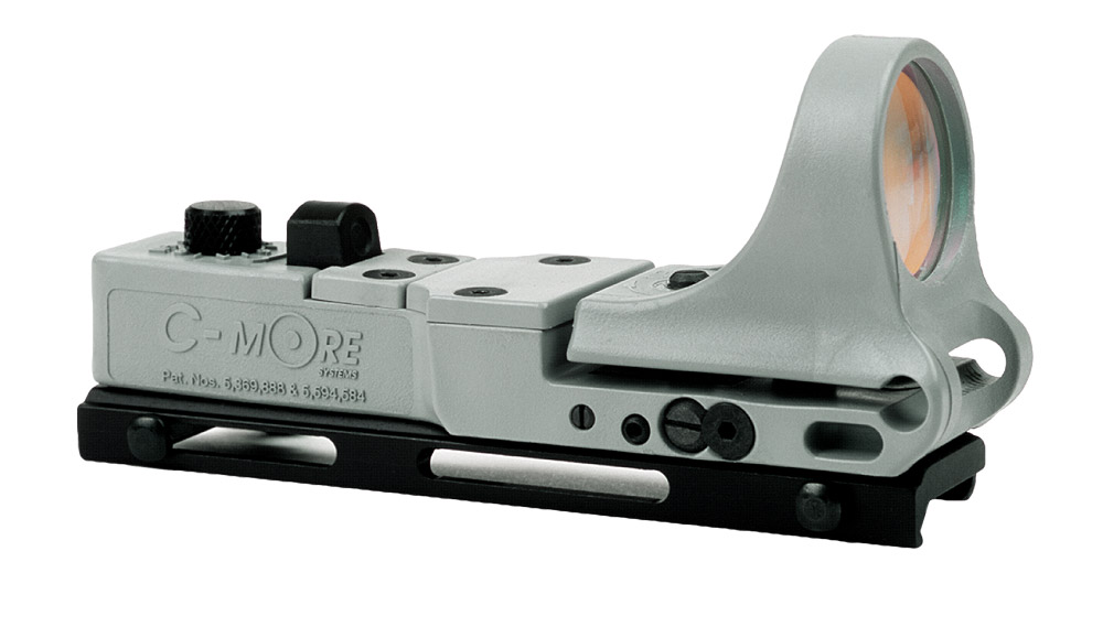 CRW - Railway Red Dot Sight, Polymer Body, Click Switch