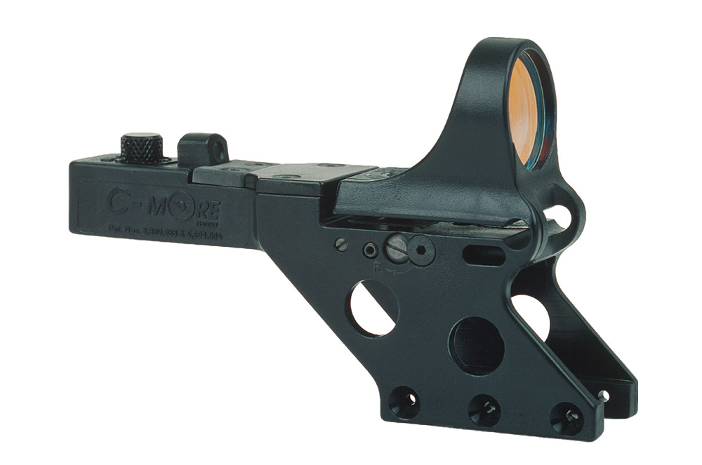 CSL - Serendipity Red Dot Sight, Click Switch