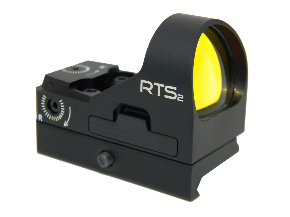 RTS2R - Micro Red Dot Sight w/Rail Mount