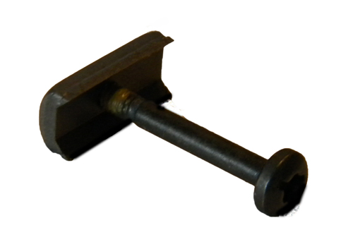RWCS - Railway Base Clamp w/screw